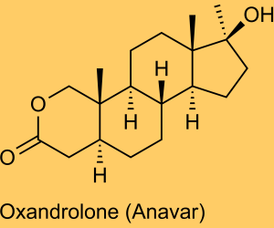 Oxandrolone Raw Data HPLC-UV [PDF]