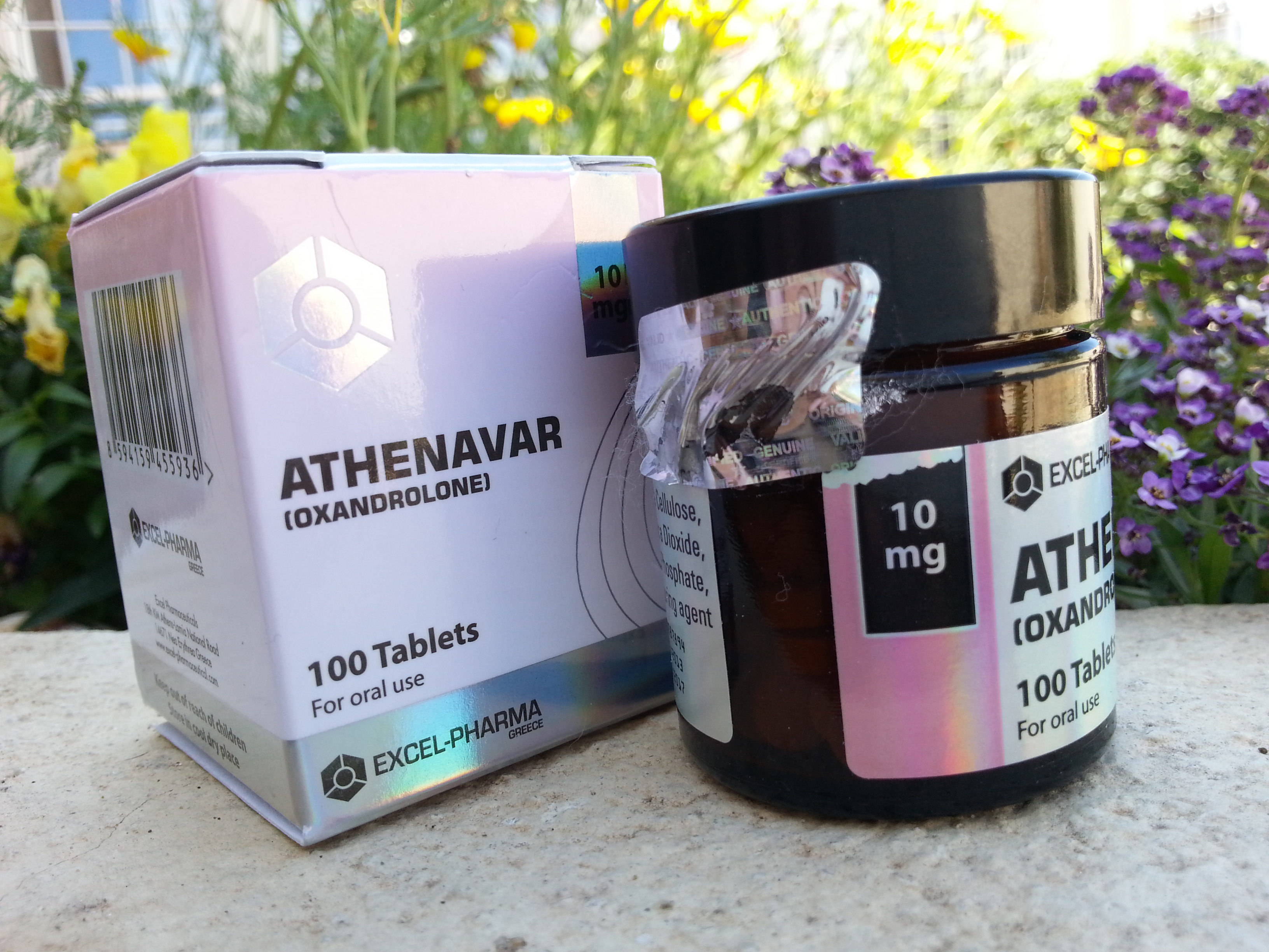 Excel Pharma Athenavar Lab Test Results - Anabolic Lab
