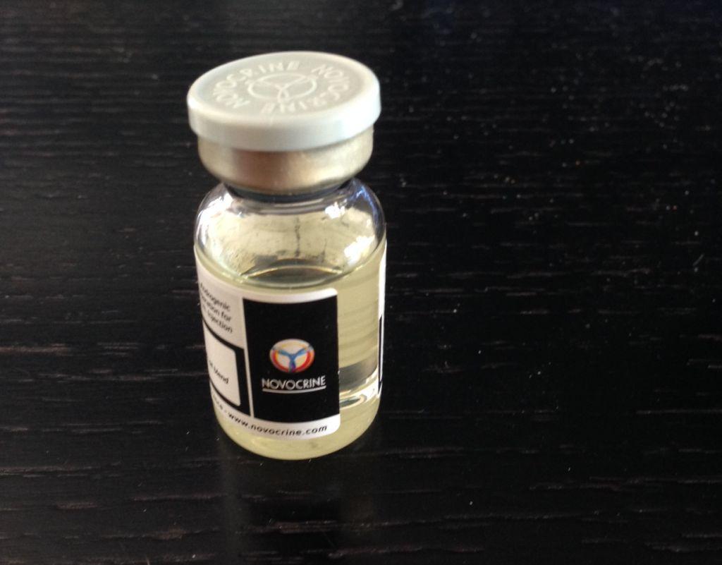 test prop dosage ml