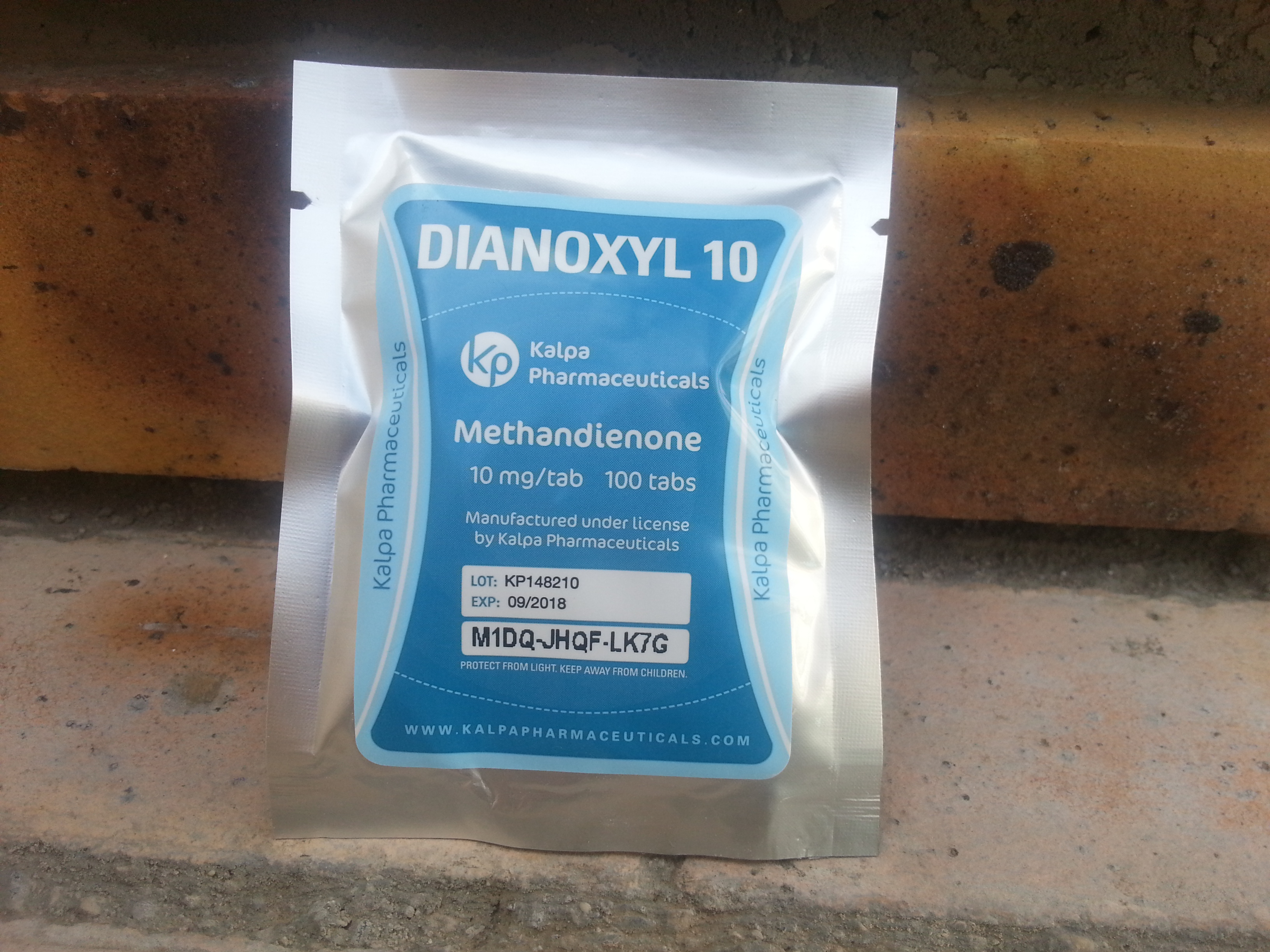 dianabol each tablet contains methandienone