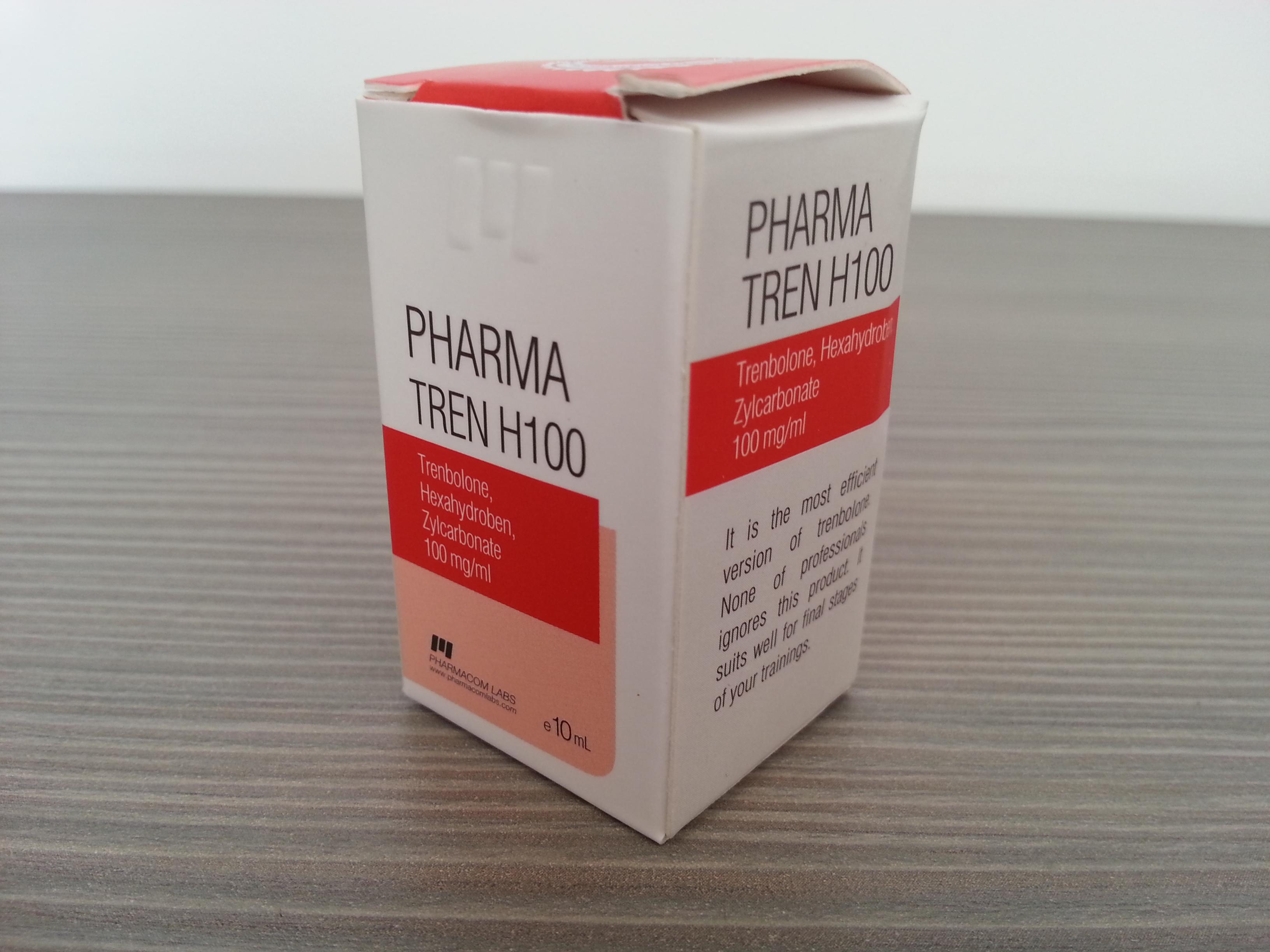 gen pharma masteron 100