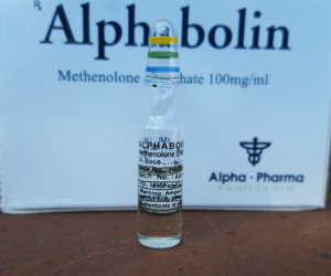 Alpha Pharma Alphabolin Dosage, Microbiological Lab Results [PDF]