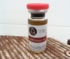 AM Tech Pharma Trenam Acetate Dosage, Microbiological, Heavy Metal Lab Results [PDF]