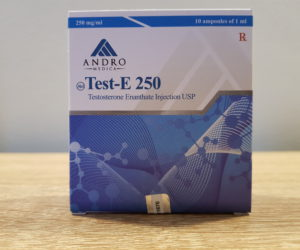 Andromedica Test-E 250 Dosage Quantification Lab Results [PDF]