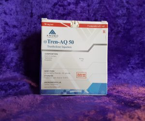 Andromedica Tren-AQ 50 Dosage Quantification Lab Results [PDF]