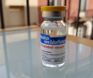 Balkan Pharmaceuticals Primobol 10ml Vial Dosage, Microbiological Lab Results [PDF]