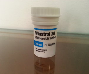 Biomex Labs Winstrol 20 Dosage Quantification Lab Results [PDF]