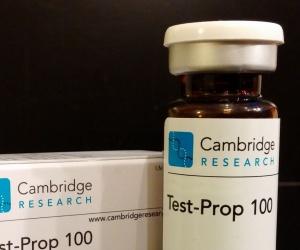 Cambridge Research Test-Prop 100 Dosage Quantification Lab Results [PDF]