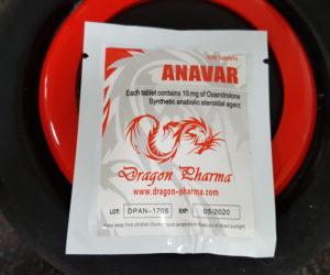 Dragon Pharma Anavar Lab Test Results - Anabolic Lab