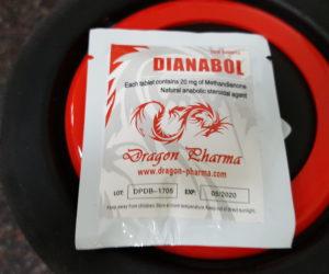Dragon Pharma Dianabol Dosage Quantification Lab Results [PDF]