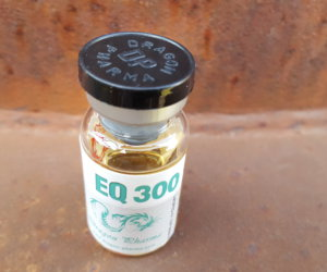 Dragon Pharma EQ 300 Dosage Quantification Lab Results [PDF]