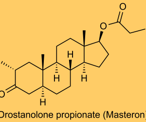 Drostanolone Propionate Raw Data GC-MS/MS [PDF]