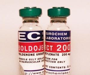 EuroChem Labs EC Boldoject 200 Dosage Quantification Lab Results [PDF]