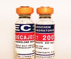 EuroChem Labs EC Decaject 200 Dosage Quantification Lab Results [PDF]