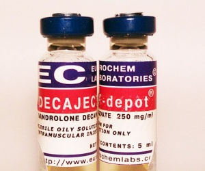 EuroChem Labs EC Decaject Depot Dosage Quantification Lab Results [PDF]