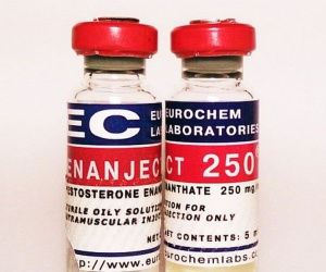 EuroChem Labs EC Enanject 250 Dosage Quantification Lab Results [PDF]