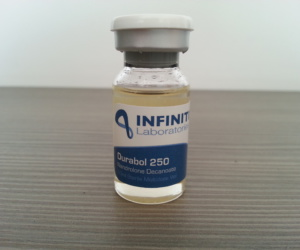 Infiniti Labs Durabol 250 Dosage, Microbiological Lab Results [PDF]