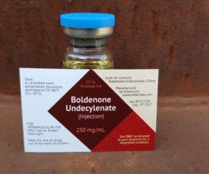 Jintani Labs Boldenone Undecylenate Dosage Quantification Lab Results [PDF]