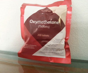 Jintani Labs Oxymetholone Dosage Quantification Lab Results [PDF]