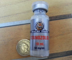Malay Tiger Stanozolol Dosage Quantification Lab Results [PDF]