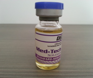 Med-Tech Solutions Deca Dosage, Microbiological Lab Results [PDF]