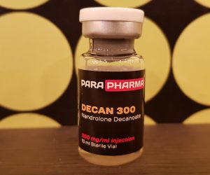 ParaPharma Decan 300 Dosage Quantification Lab Results [PDF]