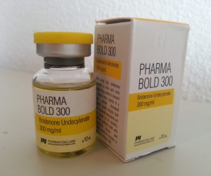 Pharmacom Labs PHARMA Bold 300 Dosage Quantification Lab Results [PDF]