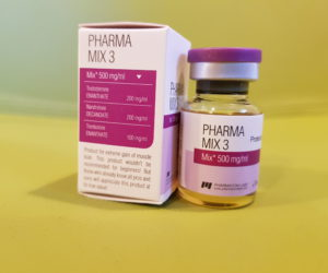 Pharmacom Labs Pharma Mix 3 Dosage Quantification Lab Results [PDF]