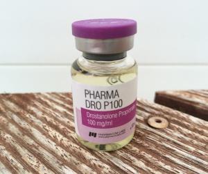 Pharmacom PHARMA Dro P100 Dosage Quantification Lab Results [PDF]
