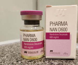 Pharmacom Labs PHARMA NAN D600 Dosage Quantification Lab Results [PDF]