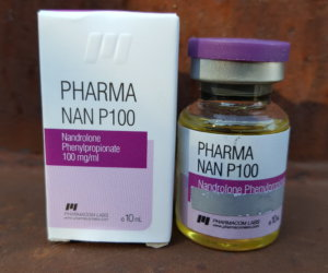 Pharmacom Labs PHARMA Nan P100 Dosage Quantification Lab Results [PDF]