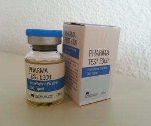 Pharmacom Labs PHARMA Test E300 Dosage Quantification Lab Results [PDF]