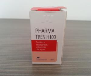 Pharmacom Labs PHARMA Tren H100 Dosage, Microbiological Lab Results [PDF]