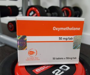 Primus Ray Laboratories Oxymetholone Dosage Quantification Lab Results [PDF]