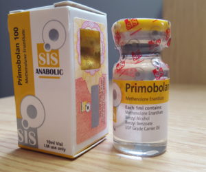 SIS Laboratories Primobolan 100 Dosage Quantification Lab Results [PDF]