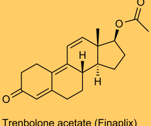 Trenbolone Acetate Raw Data HPLC-UV  [PDF]