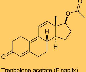 Trenbolone Acetate Raw Data HPLC-UV  [PDF]