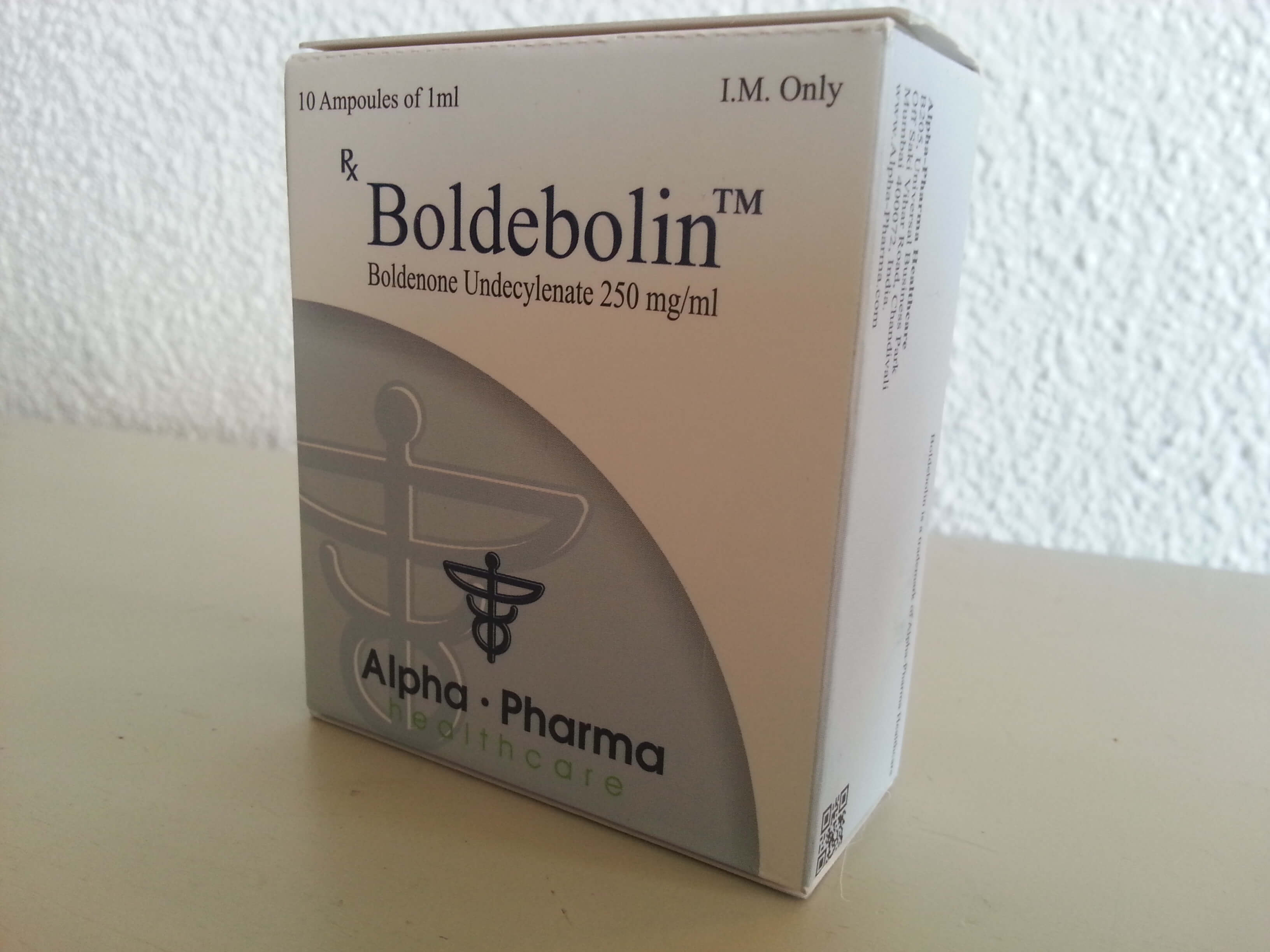 boldebolin undecylenate 250