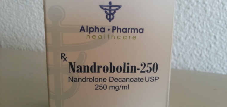 Alpha Pharma Nandrobolin 250 Lab Test Results