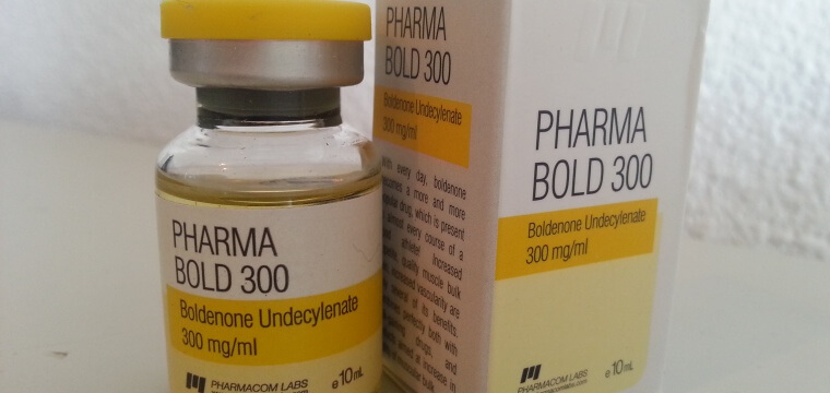 Pharmacom Labs PHARMA Bold 300 Lab Test Results