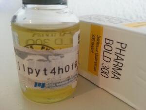 Pharmacom Labs PHARMA Bold 300 - quality code