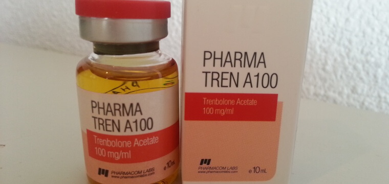 Pharmacom Labs PHARMA Tren A100 Lab Test Results