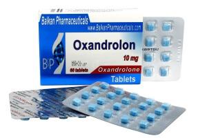 Balkan Pharmaceuticals Oxandrolon (oxandrolone aka Anavar)