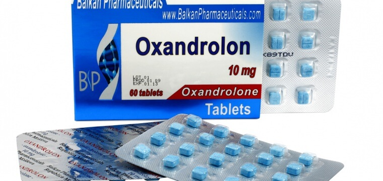 Balkan Pharma Oxandrolon Lab Test Results