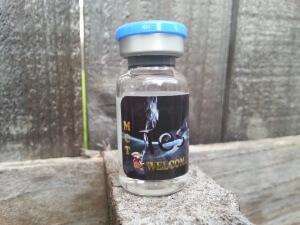 Black Label Labs Test P 100 (testosterone propionate)