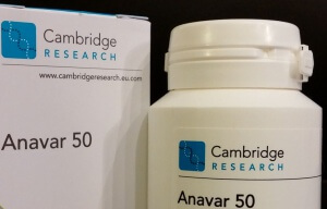Cambridge Research Anavar 50 Lab Test Results - Anabolic Lab