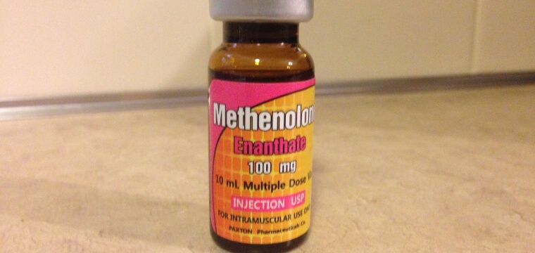 Paxton Pharmaceuticals Methenolone Enanthate Dosage Quantification Lab Results [PDF]
