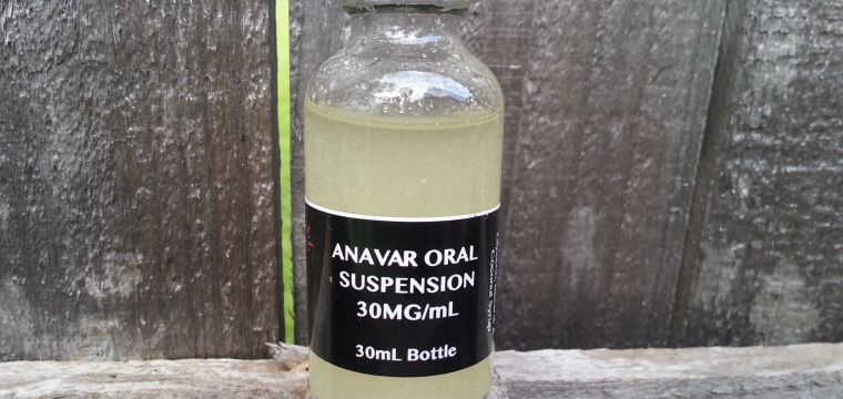 Primo of the Gods Anavar Oral Suspension Dosage Quantification Lab Results [PDF]