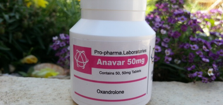 Pro-Pharma Laboratories Anavar 50mg Lab Test Results