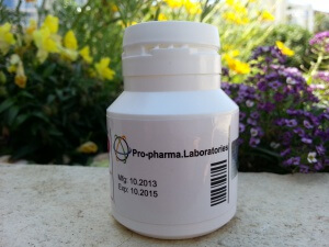 cPro-Pharma Laboratories Anavar 50mg (oxandrolone)